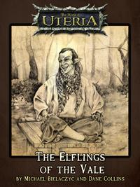 Pathfinder Compatible RPG Adventure. The Elflings of the Vale, Free